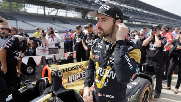 Canada's James Hinchcliffe ready for Genesys 300 as IndyCar returns | CBC Sports