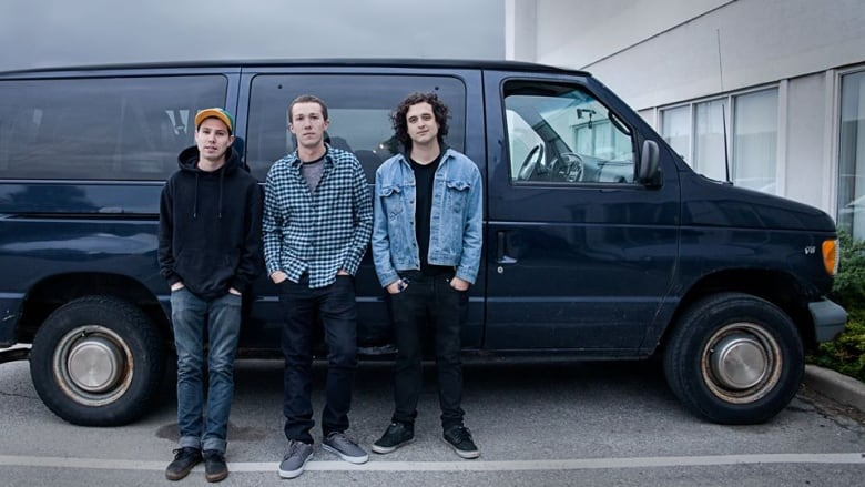 Punk band loses gear, passports after van stolen during Montreal festival