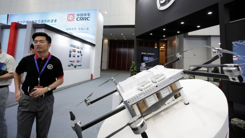US Warns That Chinese-Made Drones Could Steal Data for China