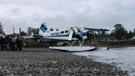 Pilot, passenger die in small plane crash in Alaska