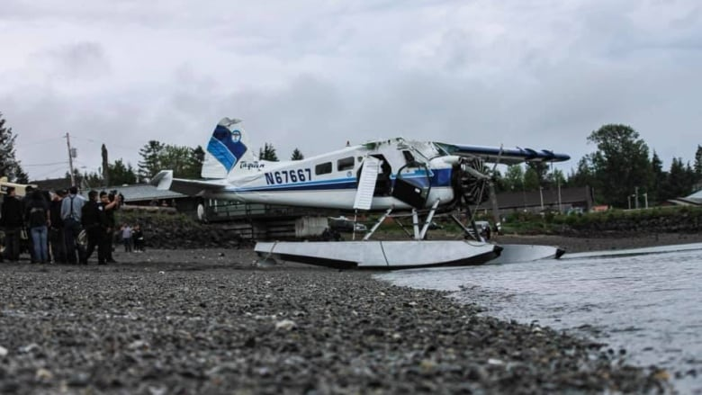 2 killed in Alaska's second floatplane crash in a week