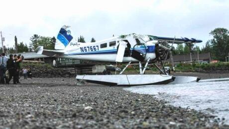 Alaska float plane crash May 20 2019