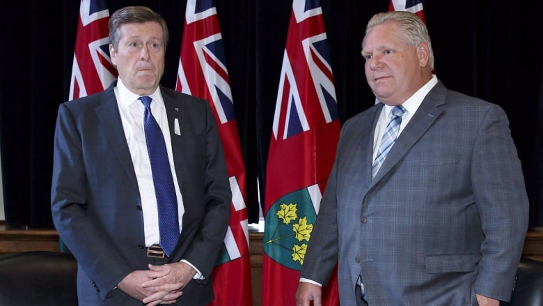 Toronto launches petition demanding Ford government reverse funding cuts