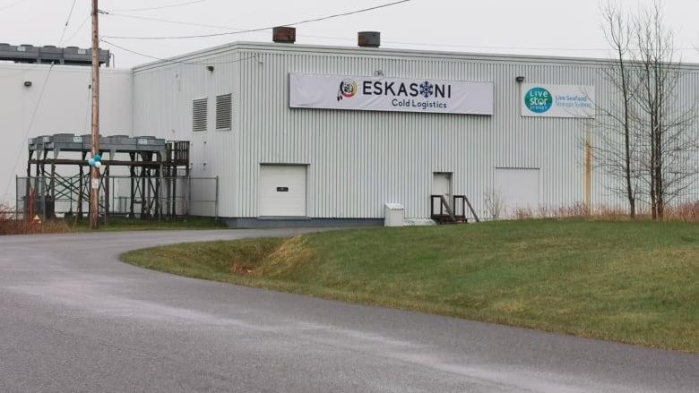 Seafood storage facility to create jobs for Eskasoni First