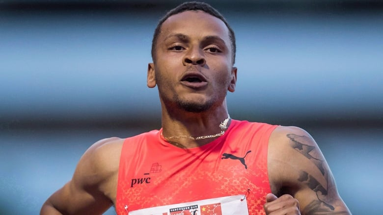 De Grasse clocks 10.09 seconds at IAAF World Challenge in China