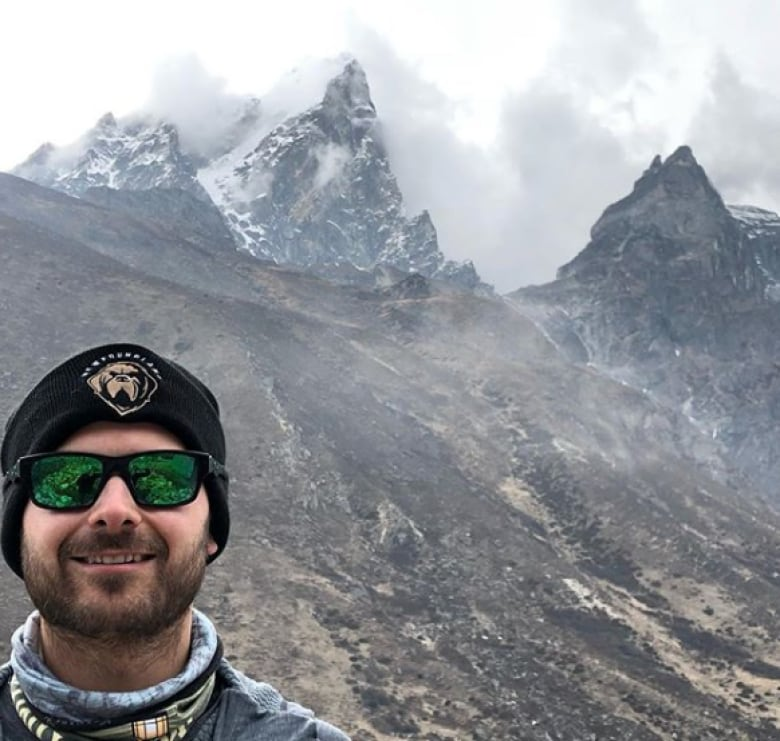 He's amazing,' says proud dad of St  John's climber who reaches