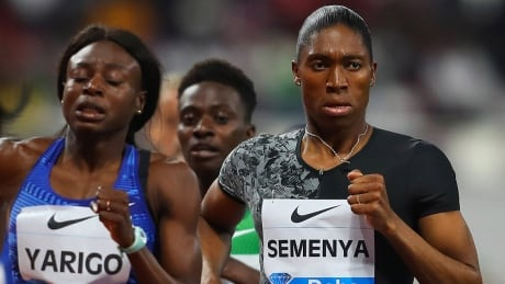 Semenya to avoid testosterone test running 3,000m at Prefontaine Classic