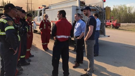 Reinforcements from B.C. head to Alberta to help fight raging wildfire