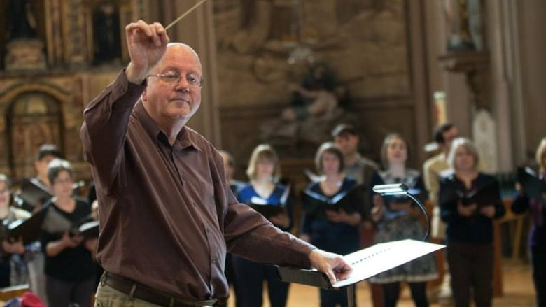 Organist and choral conductor Patrick Wedd has died