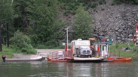 McLure Ferry celebrating 100 years crossing B.C.'s North Thompson River