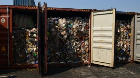 Canada hires company for $1.14M to bring trash back home from the Philippines