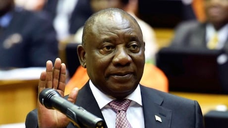 South Africa President
