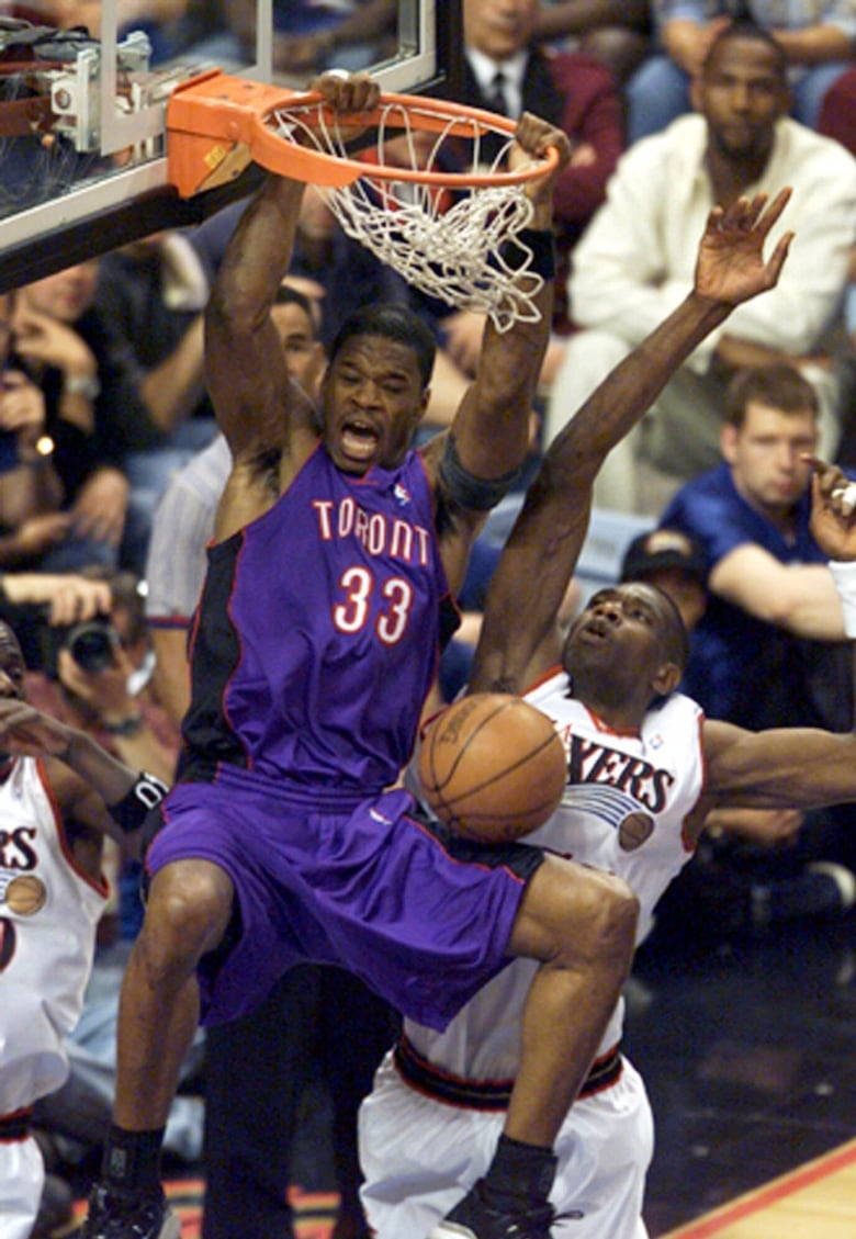 The 1-point loss that destroyed the Raptors' playoff dreams in 2001
