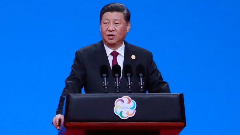China's Xi Jinping tells his country to get ready for hard times in trade war