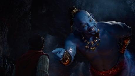 Aladdin - Blue Genie