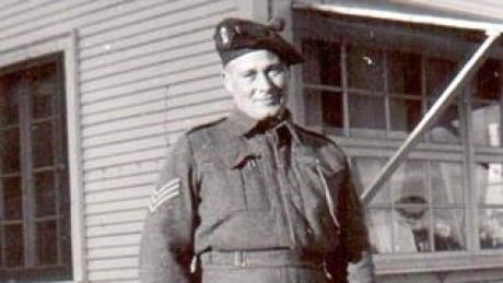 Sgt. John Albert Collis