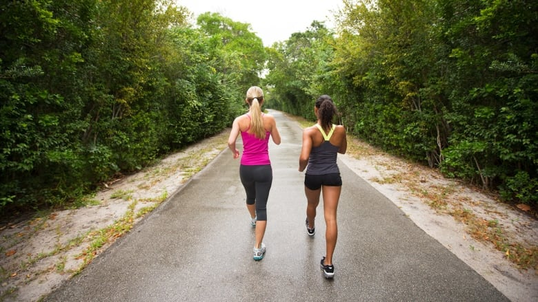 How to reap health benefits whatever the pace