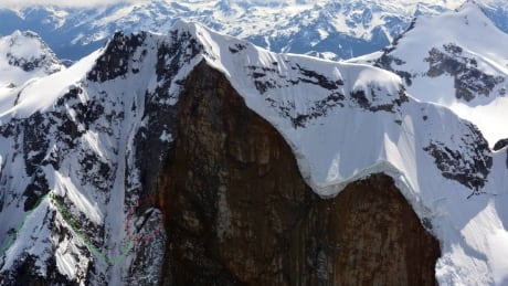 A 3rd landslide could happen at any time on Joffre Peak, scientist says