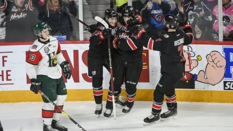 Halifax gets bye to final despite last-minute loss to Rouyn-Noranda