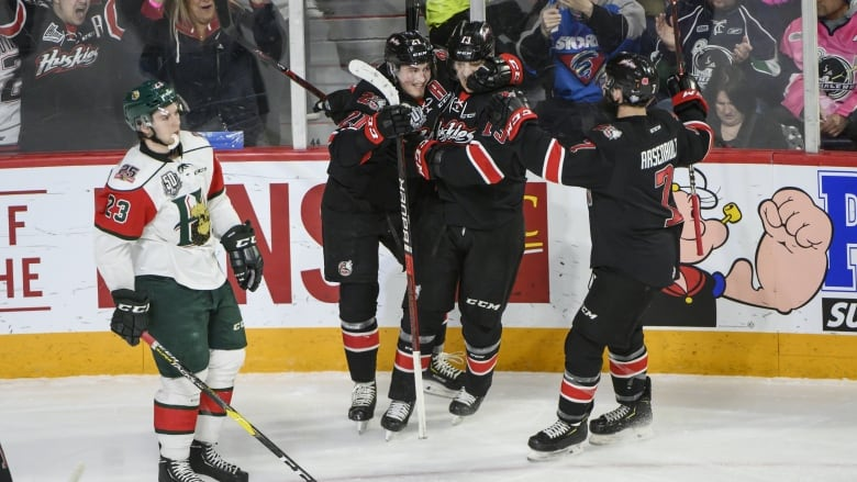 Halifax Gets Bye To Final Despite Last Minute Loss To Rouyn Noranda