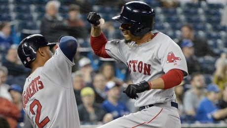 Red Sox outlast Blue Jays for 13th-inning victory