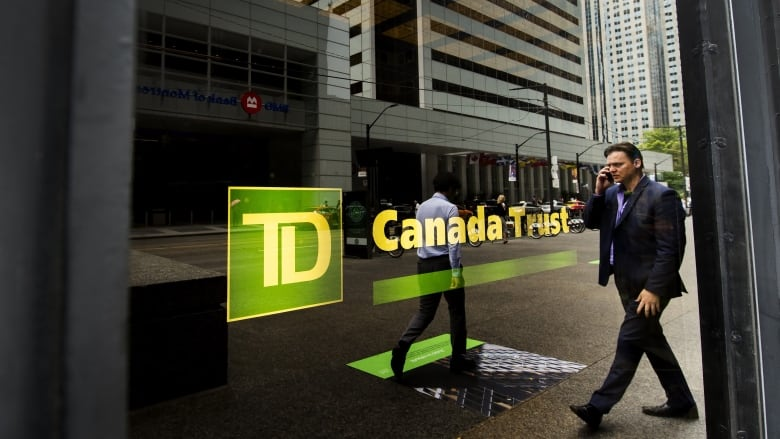 Canada's TD Bank posts 6.7% rise in quarterly profit