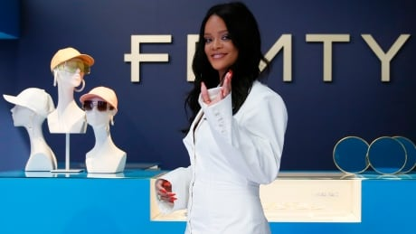 'This is a moment in history:' Rihanna launches Fenty fashion label in Paris