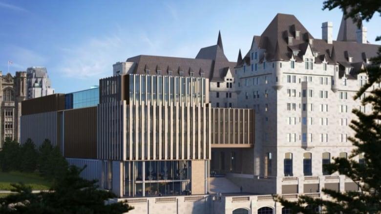Take 5: Latest Château Laurier addition design already under ...