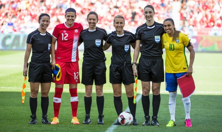 U.S.  women beat Mexico 3-0 in World Cup send-off