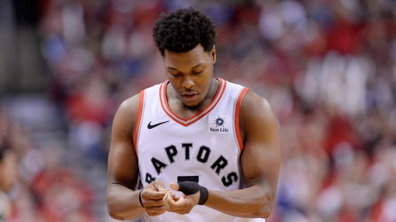 06fb4827e90 Kyle Lowry's injured thumb will be constant companion for rest of playoffs.  Toronto Raptors guard Kyle Lowry injured his thumb during Game 7 ...