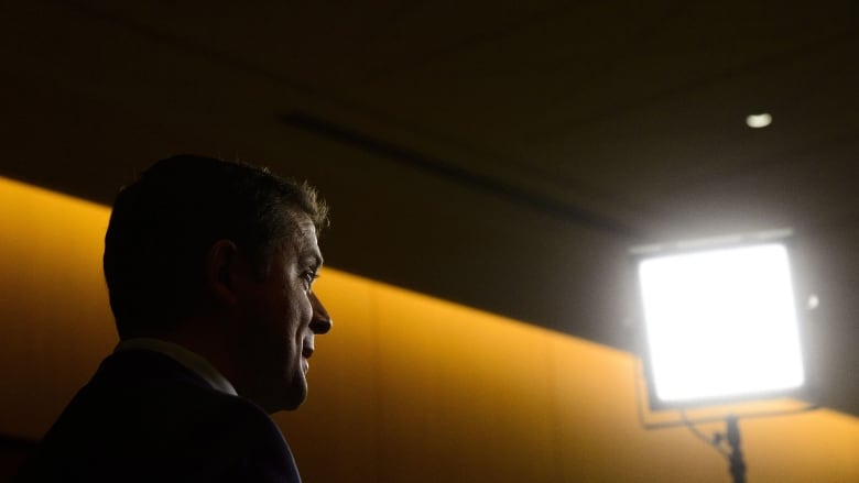 Andrew Scheer really doesn't want to talk about abortion. Neither did Harper
