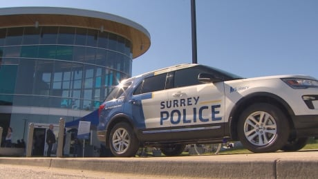 'Just a marketing idea': Consultation for new Surrey police force draws mixed reaction