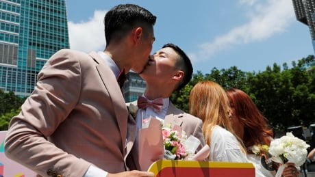 TAIWAN-LGBT/MARRIAGE
