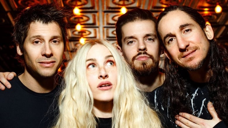 Walk off the Earth dedicates new song to Mike 'Beard Guy' Taylor