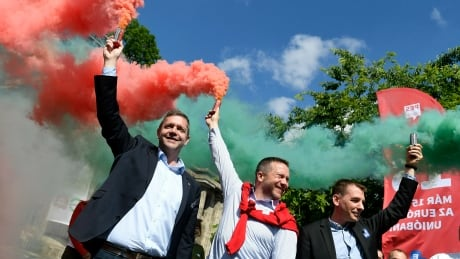 Hungary Elections European Parliament