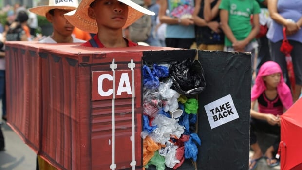 Government quietly made 'back door' agreement with U.S. that could undermine treaty on plastic waste