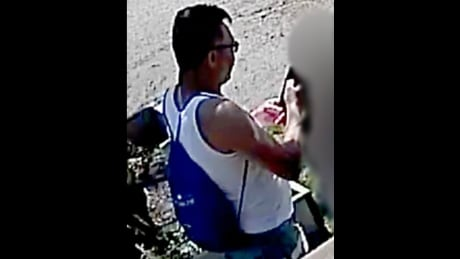 Police release images of East Vancouver sex assault suspect