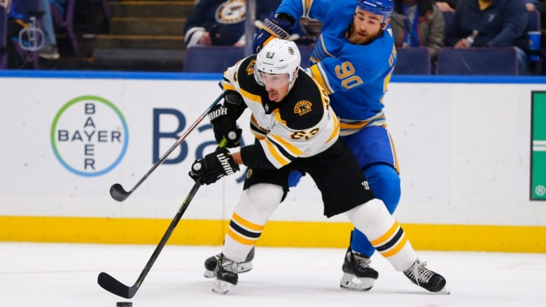8ab298deb Blues forward Ryan O'Reilly, right, and Bruins superpest Brad Marchand will  play key roles in any success their respects teams will have in the Stanley  Cup ...