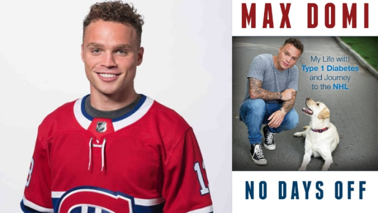 ef7ce9eeb78 Montreal Canadiens star Max Domi's memoir No Days Off to be published this  fall