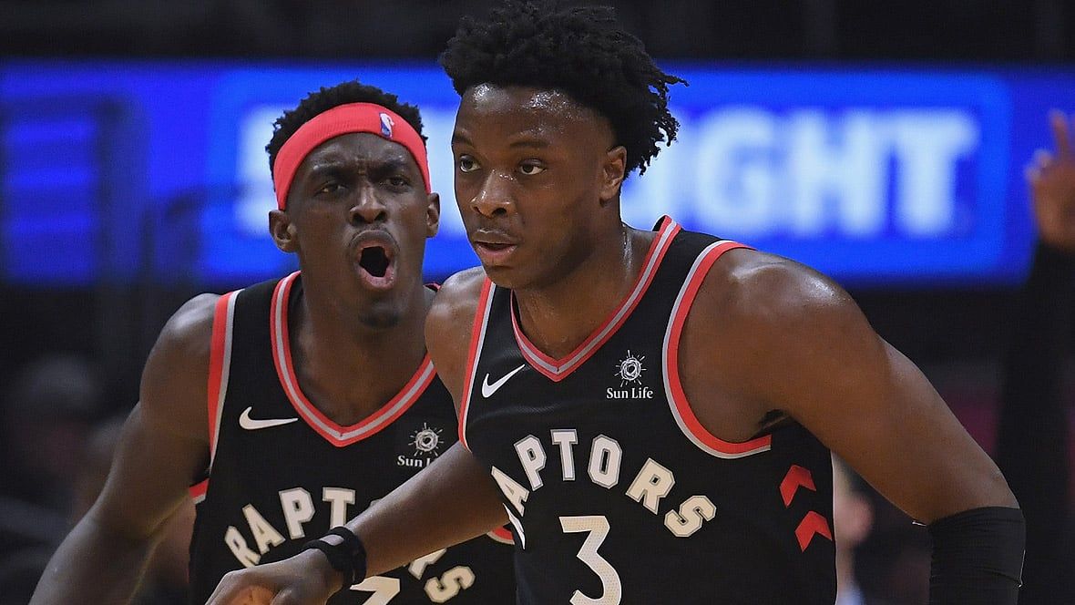 c96411110 Raptors forward OG Anunoby could play Game 4 against Warriors