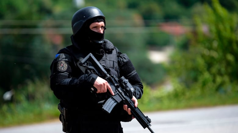 Serbian Army and police put on alert over Kosovo events