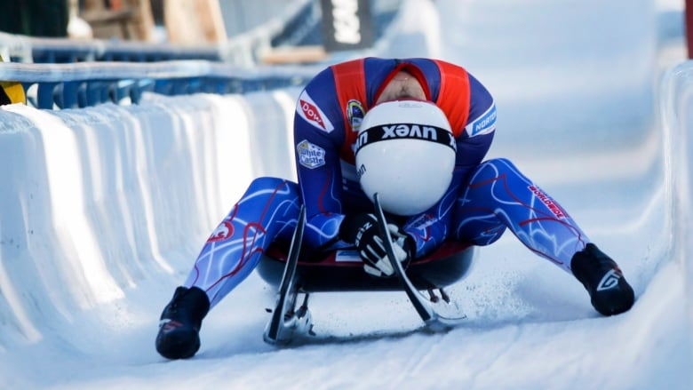 Calgary gives up world luge championships to Whistler, B C , due to