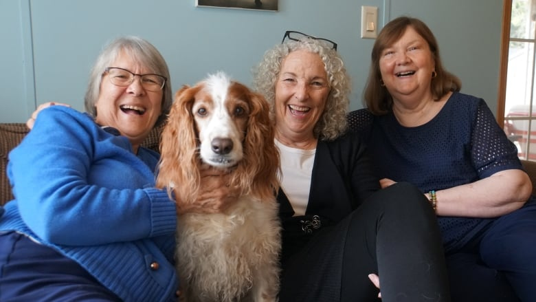These seniors couldn't afford living alone — so they're becoming roommates