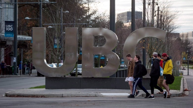 RCMP called in after pushing and shoving breaks out at controversial UBC event