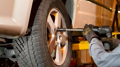 Is a lug-nut loosener on the loose? RCMP warn drivers after wheel falls off
