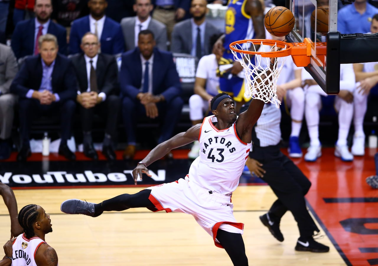 Raptors fever: NBA finals now being shown for free at FirstOntario