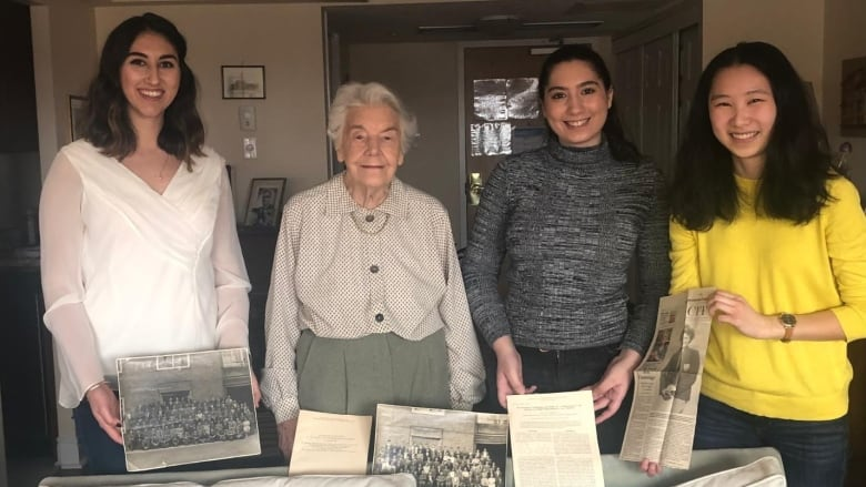 Meet the 96-year-old Ottawa woman who contributed to the