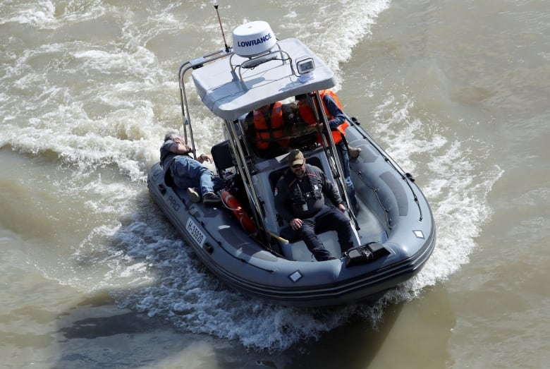 Cruise ship captain denies wrongdoing in Hungary boat