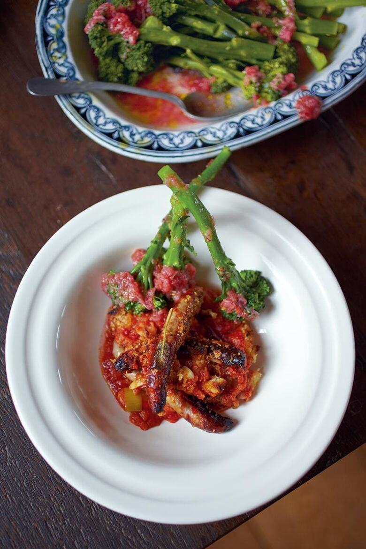 Jamie Oliver's 30 Minute Meals: Kinda Sausage Cassoulet