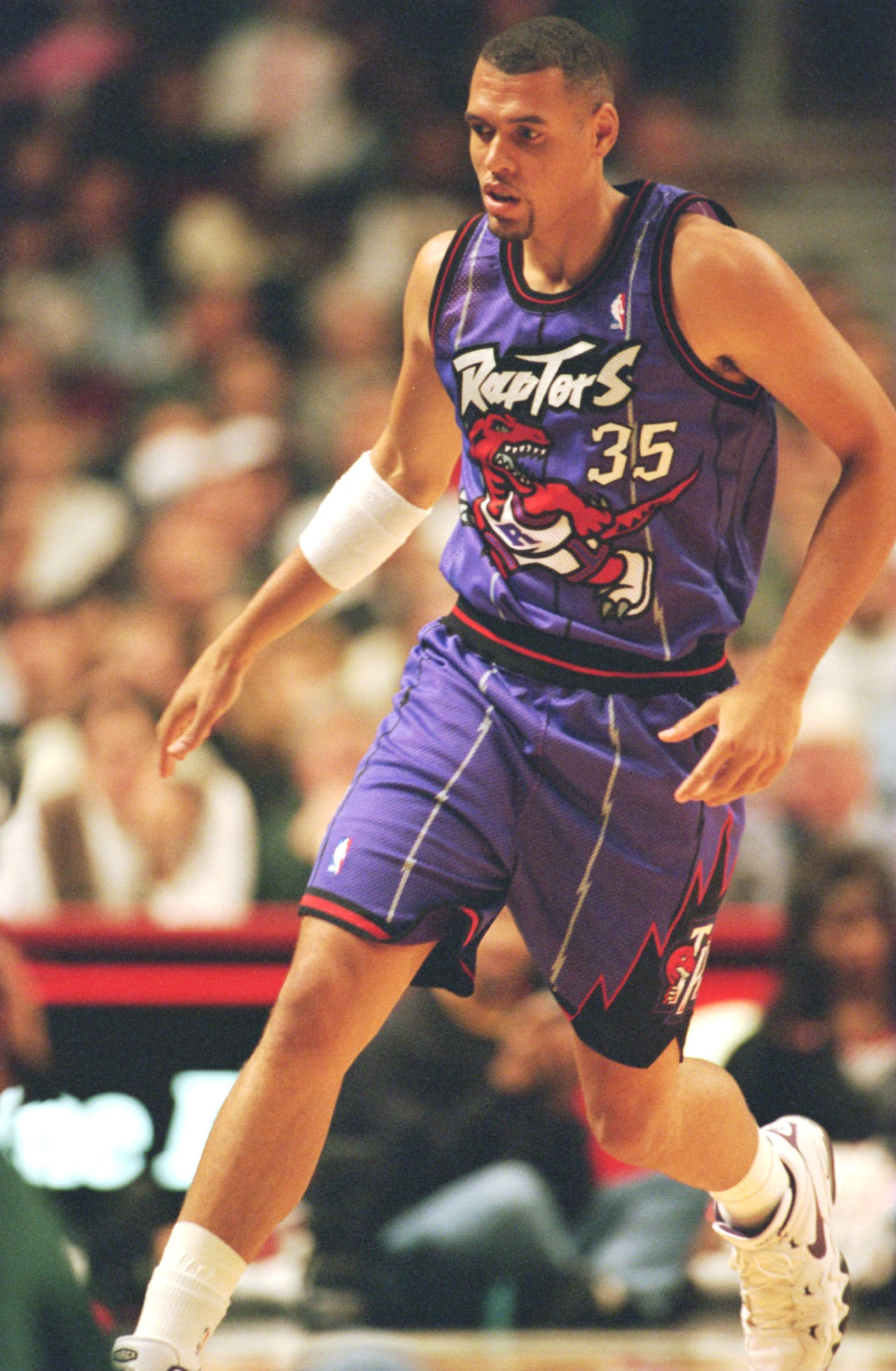 classic fit ae681 caeb8 Before they were the Raptors, Toronto's NBA team was nearly ...